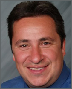 Frank Spinelli, VP, Director of Affinity Groups and Emerging Markets